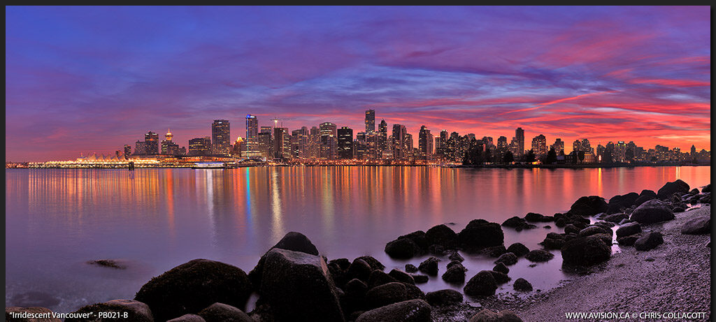 PB021PB020-Irridescent-Vancouver-Coal-Harbour-Vancouver-BC-Canada copy