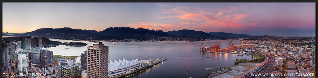 PM051-Canadas-Place-Vancouver-BC-Canada-Downtown-West-Coast-Mountains-Chris-Collacott-Avision