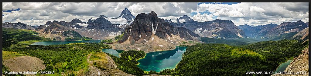 PM085-A-Aspiring-Assiniboine-Mount-Rockies-Canadian-Chris-Collacott