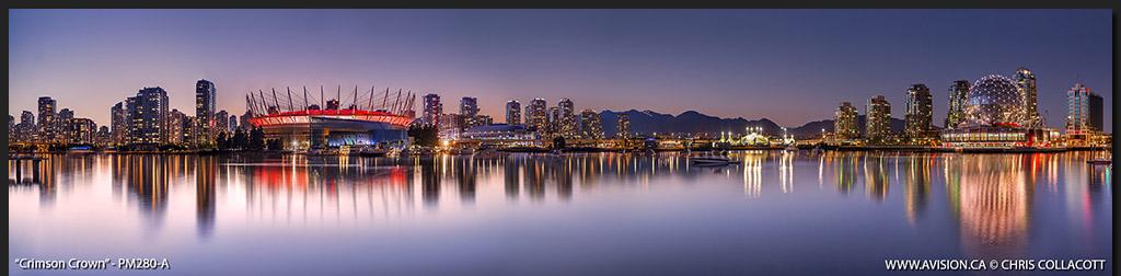 PM280-Crimson-Crown-False-Creek-Vancouver-BC-Place-Stadium-Chris-Collacott