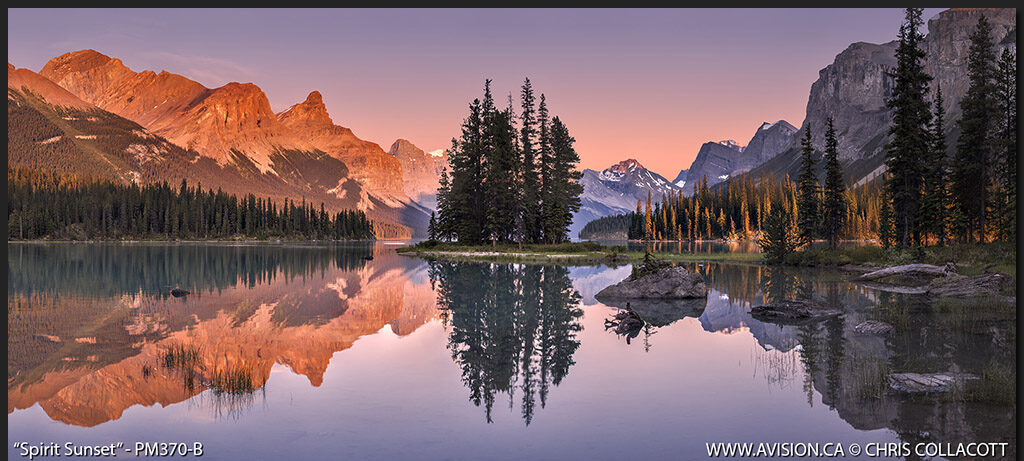 PM370-B-Spirit-Sunset-Island-Jasper-National-Park-Chris-Collacott copy