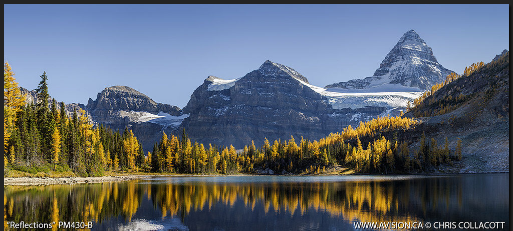 PM430-B-Reflections-Sunburst-Lake-Mt-Assiniboine-BC-Canada-Chris-Collacott copy