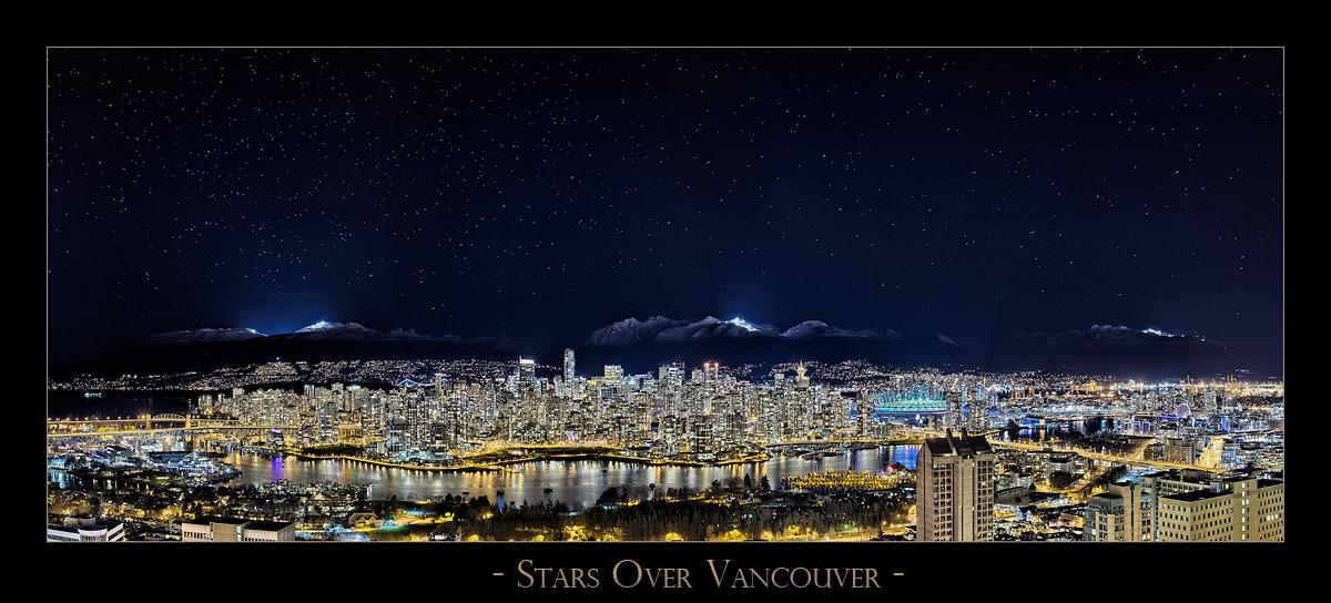 Stars Over Vancouver