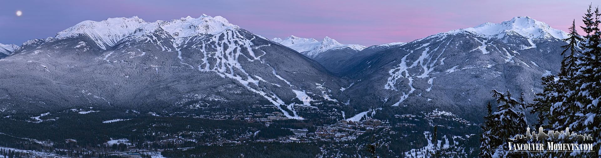 Whistler_Blackcomb_Valley_Dusk_WB076A-Manfred Kraus