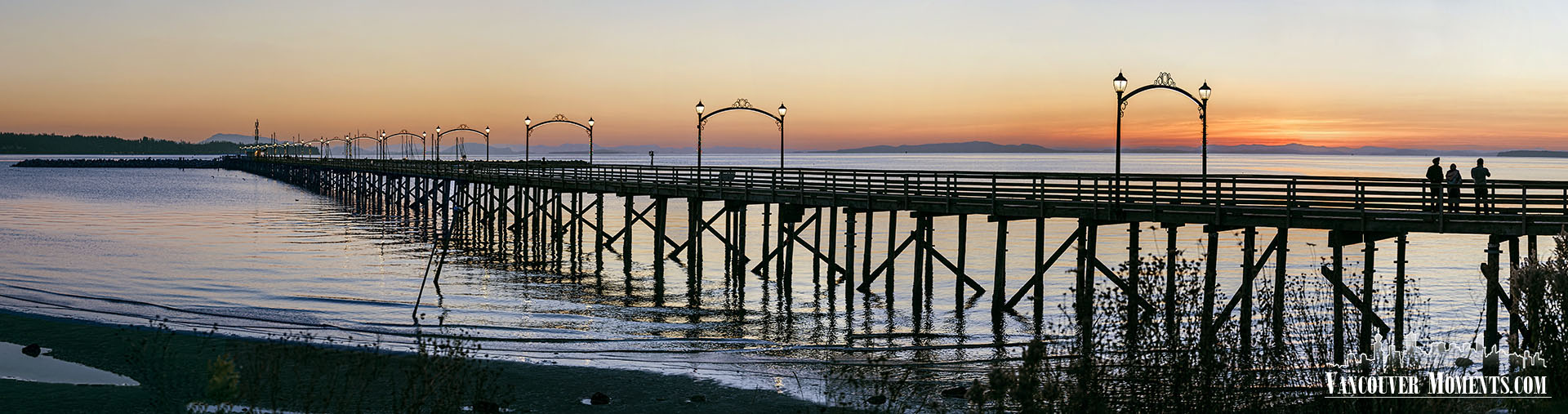 White_Rock_Pier_Sunset_WS227A1