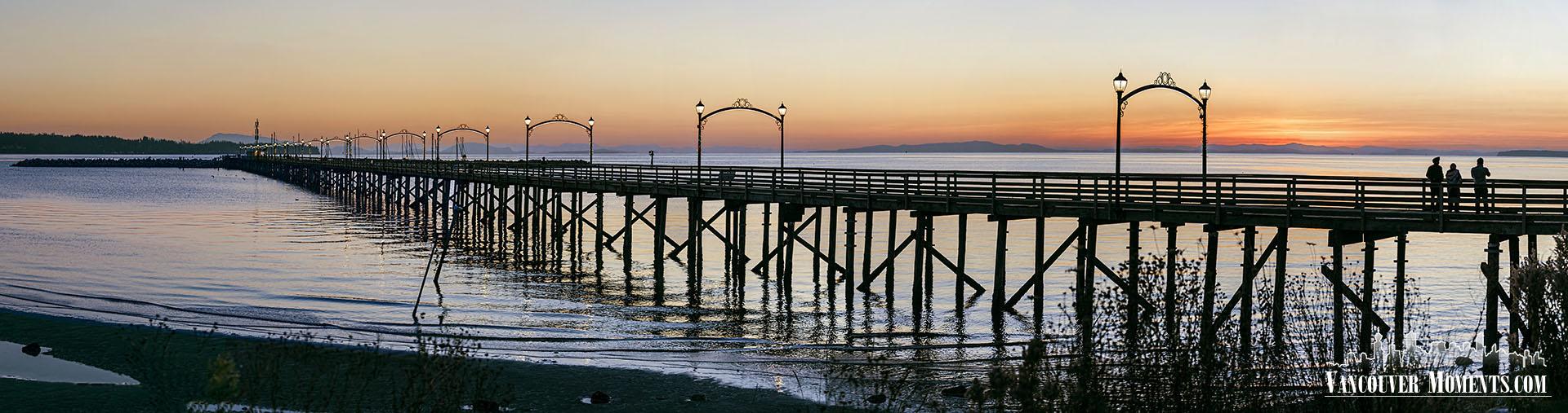 White_Rock_Pier_Sunset_WS227A1