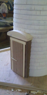 Beach Plum door