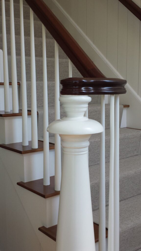 Custom Newel Post