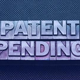 Izotropic Corp - Patent Pending Graphic