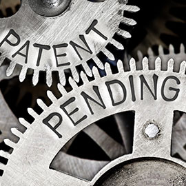 Patent Pending Gears Image Square