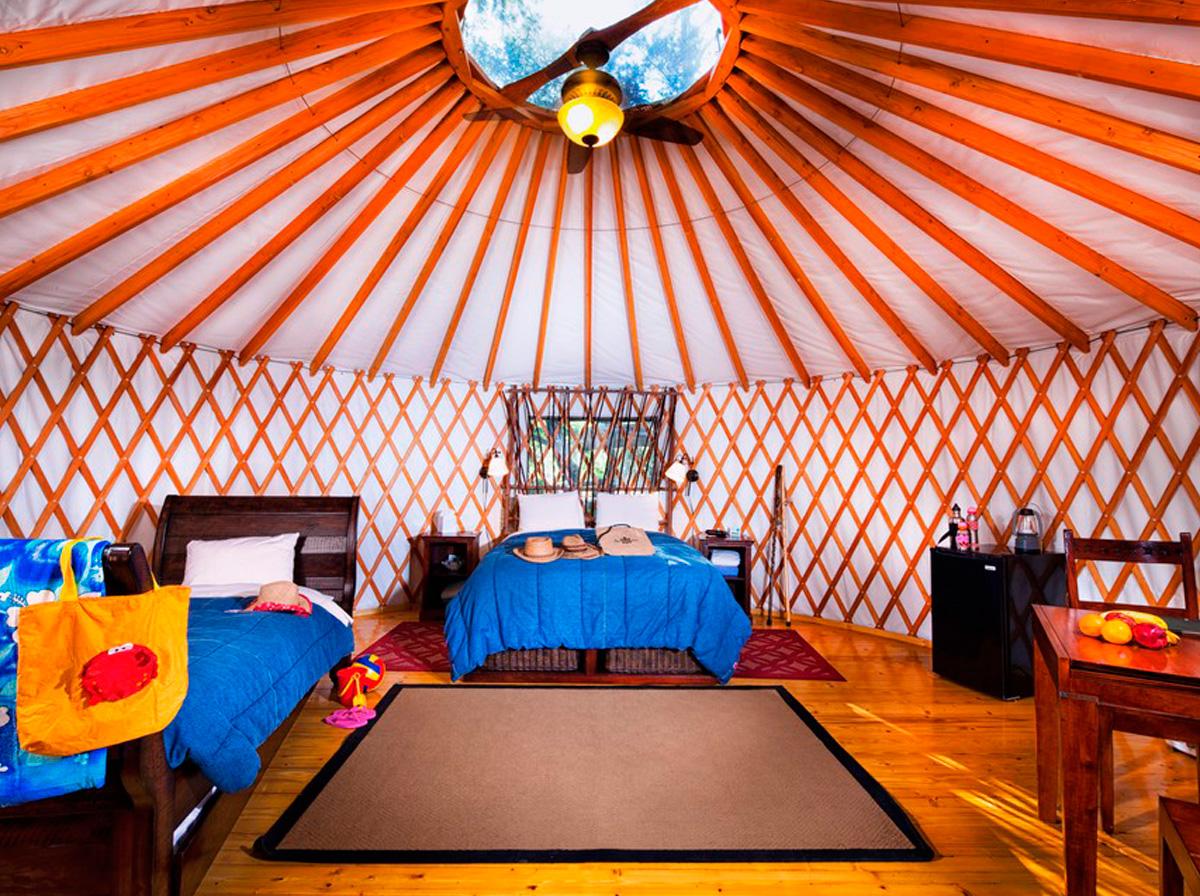 Adventure Yurt