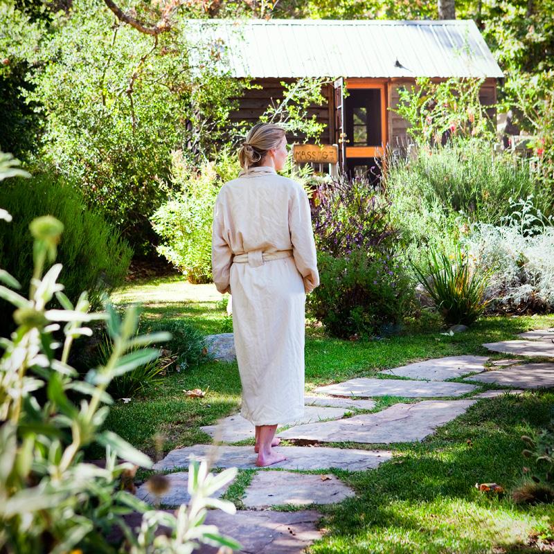 Spa Garden Stroll