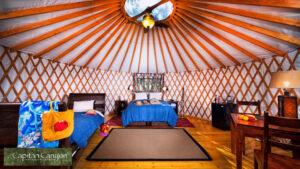 El Capitan Canyon - Adventure Yurt