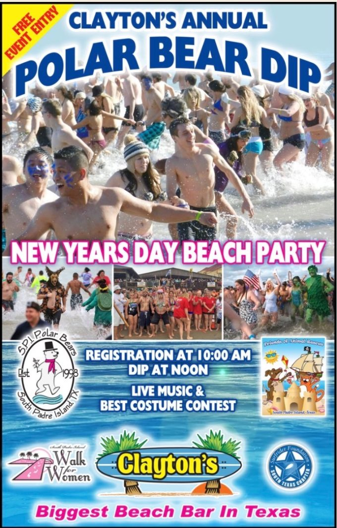 South Padre Island Polar Bear Dip