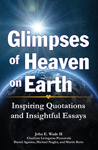 Glimpses of Heaven on Earth Book Cover