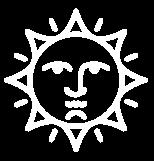 Sun Drawing on Artboard