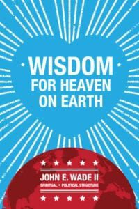 Wisdom for Heaven on Earth Book Front Cover