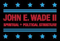 John E. Wade II Logo