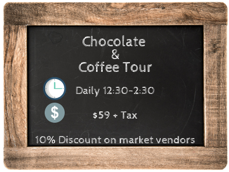 Chocolate Coffee Tour of Seattle