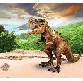 E2028 T rex Projector & Room Guard T rex background