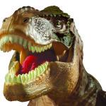 E2028 T rex Projector & Room Guard face white