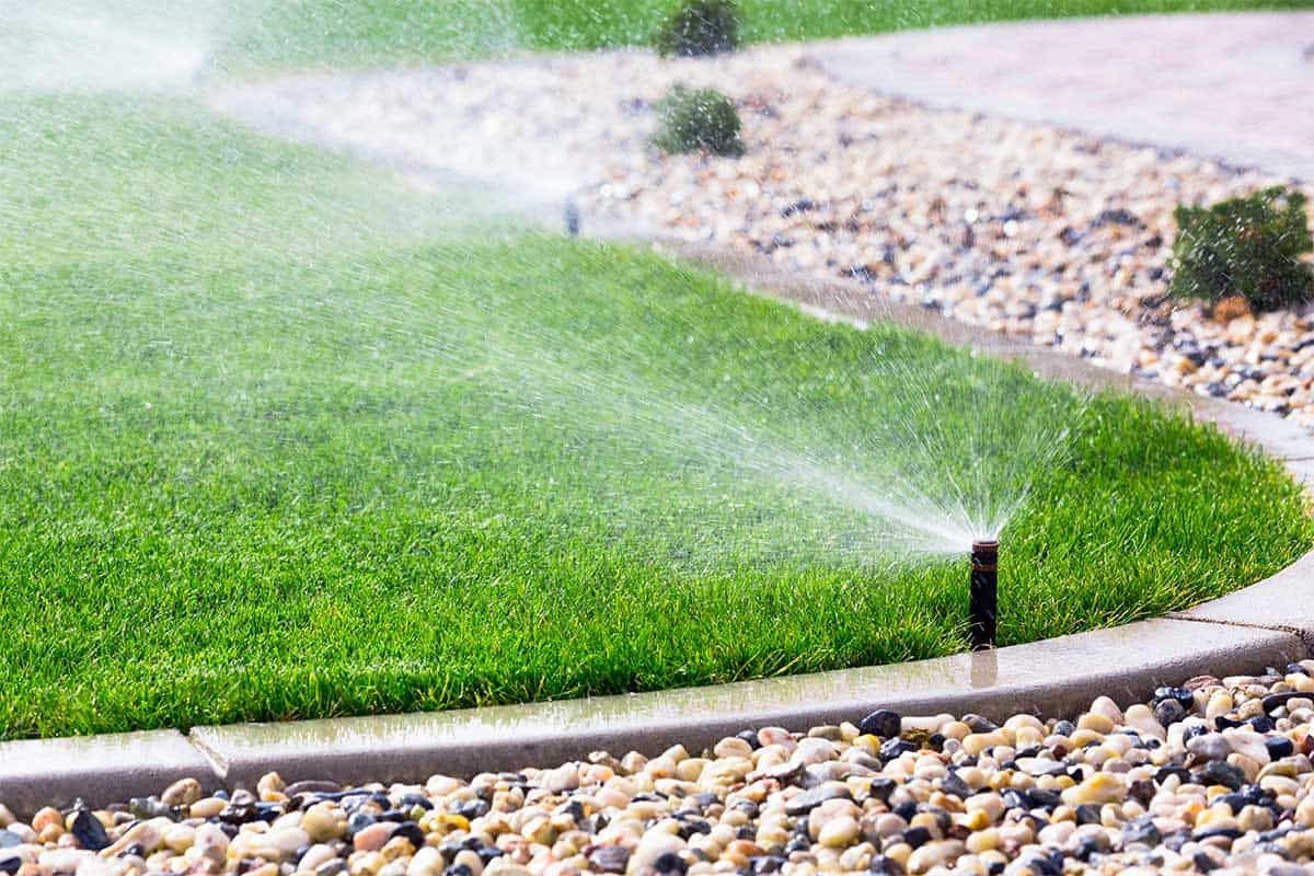 Irrigation Systems / Sprinkler Systems Vancouver WA