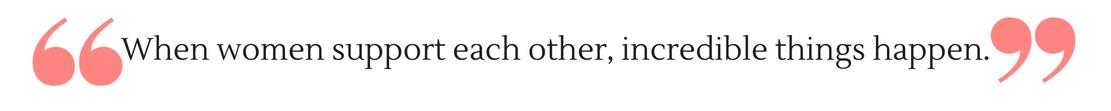 Sisterhood Membership quote