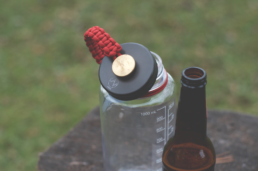 Veital Designs Nighthawk Lid Nalgene Bottle Opener