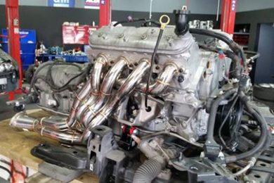 PERFORMANCE ENGINE BUILDING