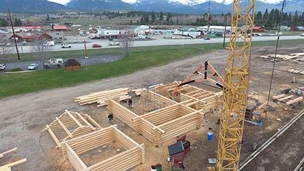 Pioneer Log & Timber Yard