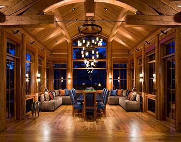Montama Log Home