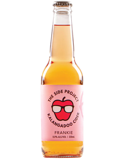 Frankie – Apple and Strawberry Cider – 24 Bottle Carton
