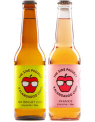 Mixed Pack – 12 Frankie & 12 Bottles Mr Bright Cide Apple Cider