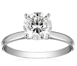 diamond solitaire from Amazon