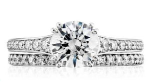 Blue Nile 15% Discount When You Buy Your Engagement Ring and Wedding Bands Together! | Engagement Ring Voyeur