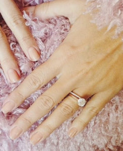 Lauren Conrad's Engagement Ring - Get The Look | Engagement Ring Voyeur