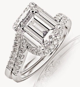 Chandni Jewels Emerald Bridal Set for $1590 | Engagement Ring Voyeur