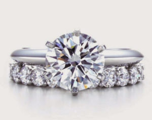 Save On An Engagement Ring Like the Tiffany Setting | Engagement Ring Voyeur