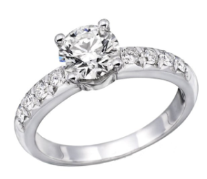 1 CTTW Engagement Ring UNDER $2000 | Engagement Ring Voyeur
