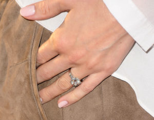 Celebrity Engagement Ring: Girls Star Allison Williams | Engagement Ring Voyeur