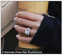 Get the Look! Petra Murgatroyd Engagement Ring Look Alike