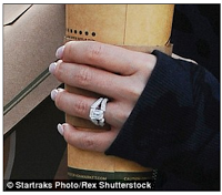 Get the Look! Petra Murgatroyd Engagement Ring Look Alike | Engagement Ring Voyeur