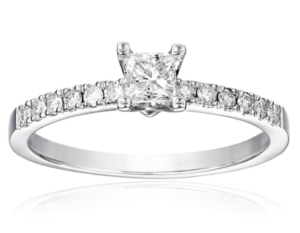 Get 25% off Engagement Rings on Amazon.com