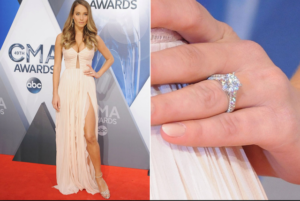 Get the Look: Hannah Davis' Engagement Ring | Engagement Ring Voyeur