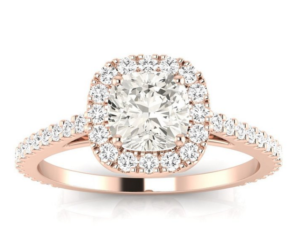 Amazon Engagement Rings for a Valentine's Proposal | Engagement Ring Voyeur