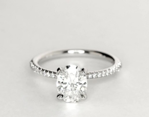 Last Minute Engagement Rings for Valentine's Day