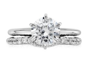 Blue Nile's Wedding Ring Matcher