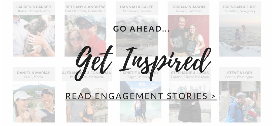 Engagement Proposal Stories