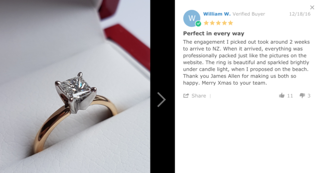 Online Engagement Ring New Zealand