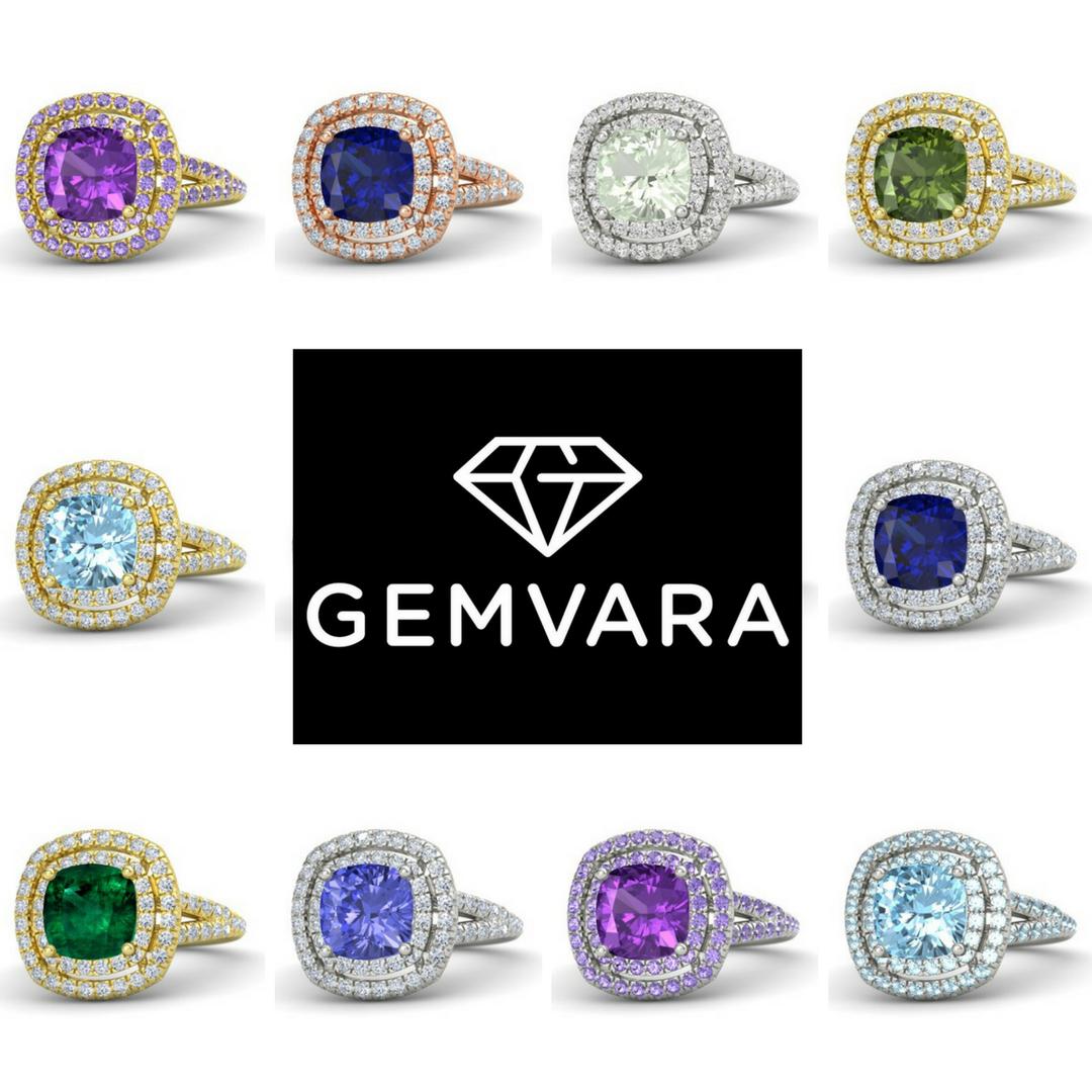 Gemvara Engagement Rings